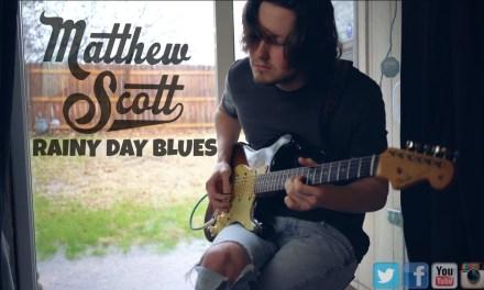 """Rainy Day Blues"" on my 1959 Stratocaster"