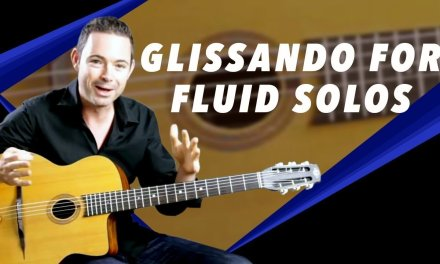 Glissando To Give Your Solos Fluidity – Gypsy Jazz Guitar Secrets Lesson