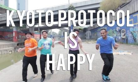 Kyoto Protocol is Happy