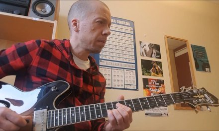 Rhythmic Displacement (Jazz Guitar Lesson 41)