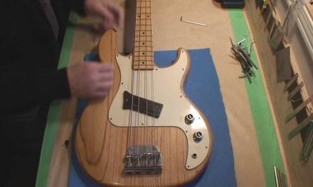 Peavey T20 Bass Guitar