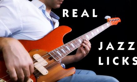 KILLER PENTATONIC BASS LICK LESSON (for rock, jazz and blues)