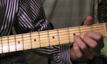 Dave Clark 5 – Because – Guitar Lesson