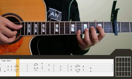 Darren Espanto – Dying Inside Guitar Tutorial [INTRO, CHORDS AND STRUMMING + TABS]