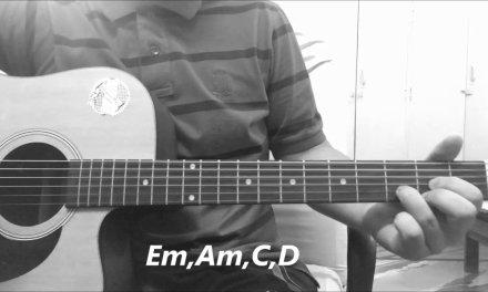 Haareya-Guitar lesson  Chords  Easy  Arijit Singh-Meri pyaari Bindu