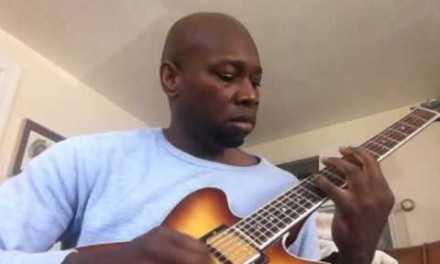 Thelonius Monk Guitar