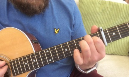 California Dreaming-The Mamas And Papas-Acoustic Guitar Lesson.