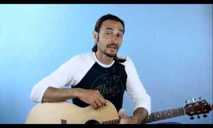 Beginner Guitar Chords for Kids – How to play G Major