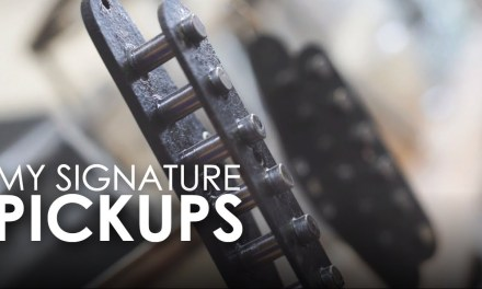 Why Do I Have Signature Pickups?! (Friday Fretworks)