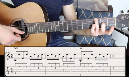 Beautiful Chords that Sound like Melody – Creative Fingerstyle Guitar