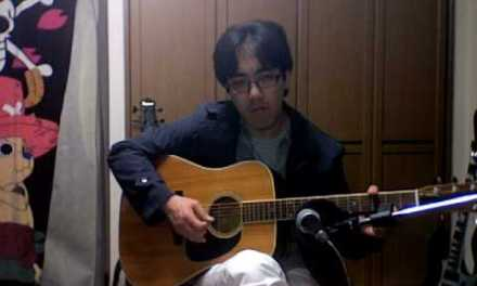 New song demo (acoustic guitar)