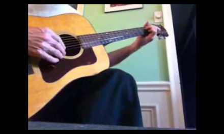 Guitar Lesson – Kentucky Blues