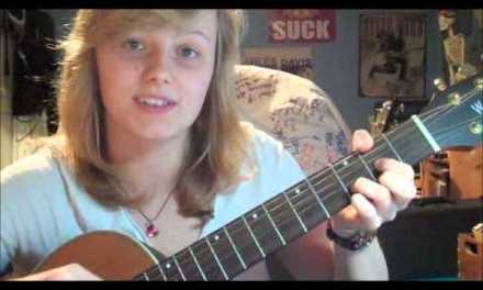 8 songs with easy chords acoustic guitar lesson 2013