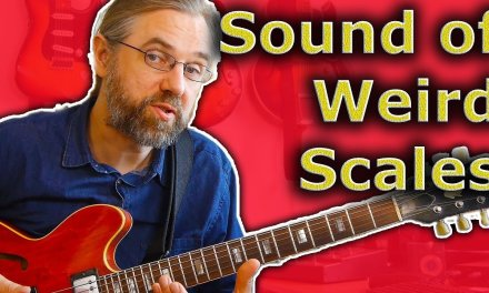 5 Weird Jazz Scales On The Blues – Fantastic Sounds