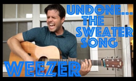 "Guitar Lesson: How To Play ""Undone – The Sweater Song"" By Weezer"