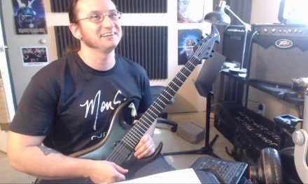 Half – Whole Diminished Scale Riffs (part two) Live Stream Guitar Lesson