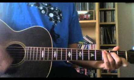 This little light of mine guitar lesson