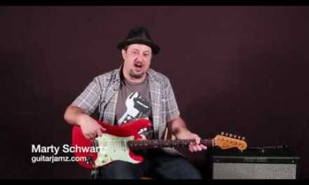 Learn this slow blues lick that  Eric Clapton Stole from Chuck Berry