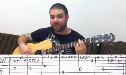 Tutorial: Love Story (Sungha Jung's Arr.)  – Guitar Lesson w/ TAB