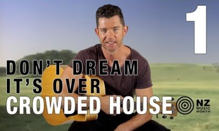 Don't Dream It's Over Guitar Lesson – Part 1 – Basic Version
