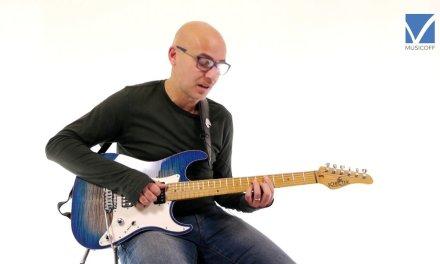 John Scofield e Voicing Diminuiti Guitar Lesson #2 by Carlo Fimiani