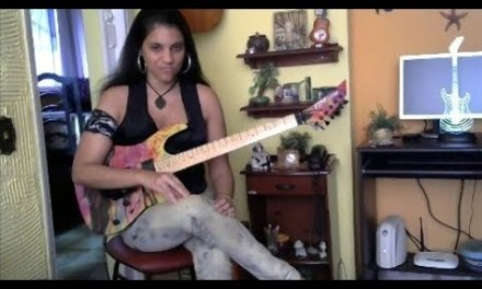 Hirajoshi Scale Guitar Lesson – Shapes and Lick