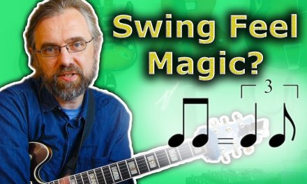 Jazz Swing Feel – How to get it right (and You want to)
