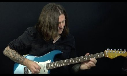 Bobby Harrison's Lickorama Ep7: Guitar Lesson – Diminished Half-Whole Outside Lick