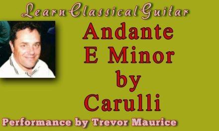 Andante Classical