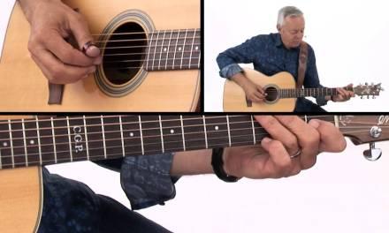 Tommy Emmanuel Guitar Lesson – Classic Fingerstyle Licks Demo