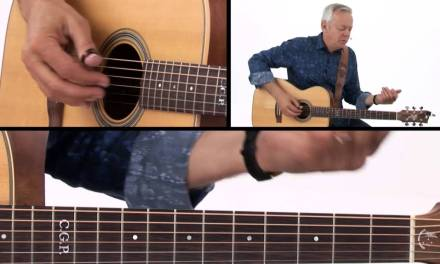 Tommy Emmanuel Guitar Lesson – House of the Rising Sun Breakdown