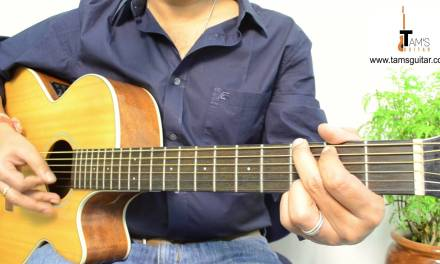 When you say nothing at all guitar lesson fingerstyle intro (www.tamsguitar.com)