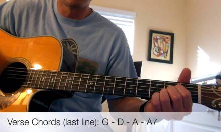 Cold War Kids – First Acoustic Guitar Lesson
