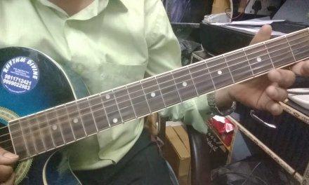 Pantatonic Scale Guitar Lesson In Hindi.