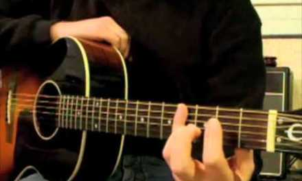 Guitar Lesson of the Week – Lesson 1 – C Major Scale