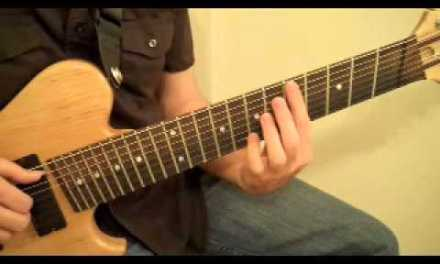 Tom Lippincott – Jazz Guitar Harmony – Part IV (Advanced Jazz Guitar Lesson)