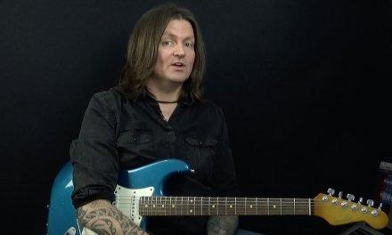 Bobby Harrison's Lickorama Ep14: Guitar Lesson – Blues Slur Shuffle Lick