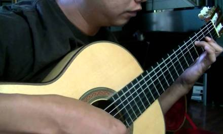 Give Thanks – H. Smith (arr. Jose Valdez) Solo Classical Guitar