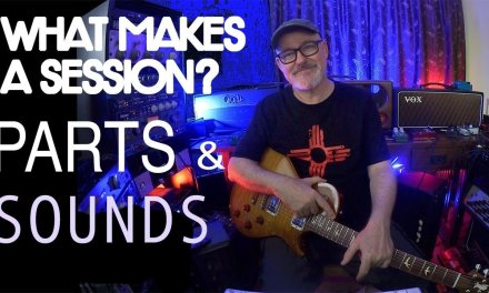 What Makes A Session | Pocket, Parts and Sounds | Tim Pierce | Learn To Play | Guitar Lesson