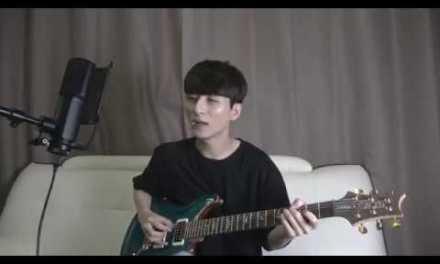 [Vocal Cover] (John Mayer) New Light –  Sungha Jung