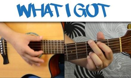 What I Got – Sublime | Easy 2 Chord Guitar Tutorial
