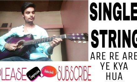 Basic guitar lesson for beginners 11 in Hindi | Beginner