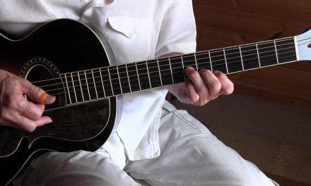 Fingerpicking Guitar Lesson – Baton Rouge Rag – Free TAB