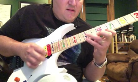 A Weird Trick to Pick Twice as Fast: SWYBRYD PICKING for Electric Guitar