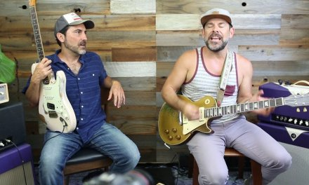 How To Improve Your Blues Soloing With Ford Thurston – Guitar Lesson – Note Choice And Phrasing Tips