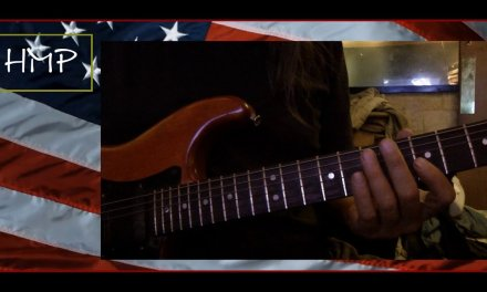 """Heydon Music – How to play a """"cool Blues Lick"""" – Lesson 1"""