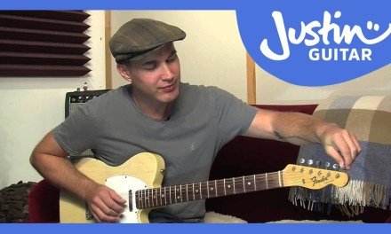 How to Tune Your Guitar To Open D Tuning – Guitar Lesson [ES-032]