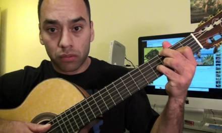 Belle Guitar Lesson – Jack Johnson tutorial Step by Step (Esteban Dias)