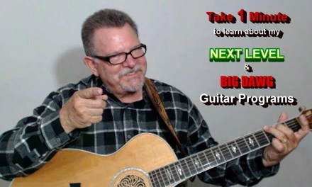 Acoustic Guitar Lessons – NEXT LEVEL & BIG DAWG Guitar Series