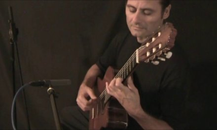 Torna A Surriento (Return To Sorrento) – Michael Marc – Solo Classical Guitar